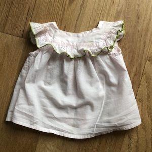 Bonton (French high-end brand) cotton blouse